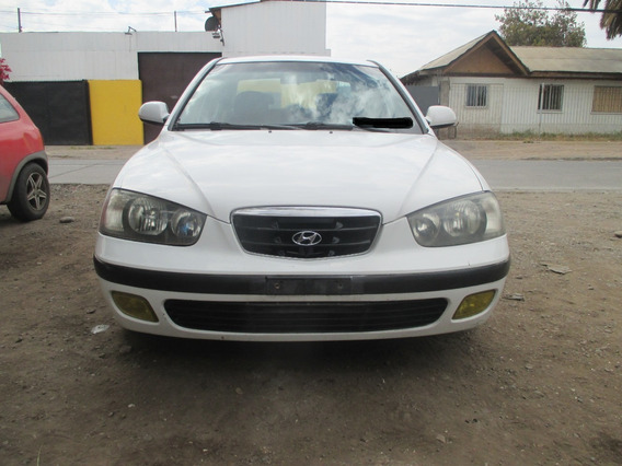 Hyundai Elantra 2001 - 2006 En Desarme