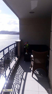 Apartamento Residencial Para Locação, Vivenda Da Lagoa, Macaé. - Ap0461
