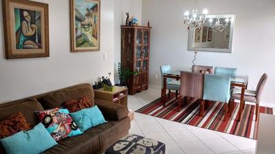 Apartamento Em Centro, Florianópolis/sc De 100m² 3 Quartos À Venda Por R$ 590.000,00 - Ap187612
