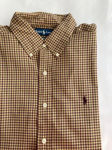 Camisa Polo Ralph Lauren Talle L