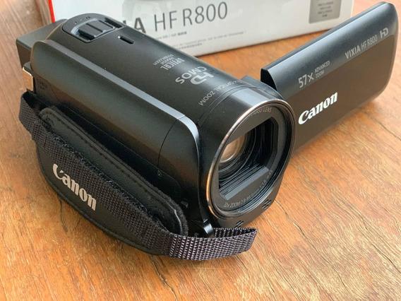 Filmadora Canon Vixia Hfr800