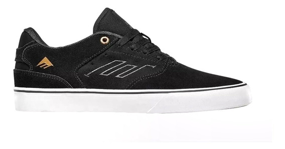 Emerica Reynolds Black Gold (original Con Caja)