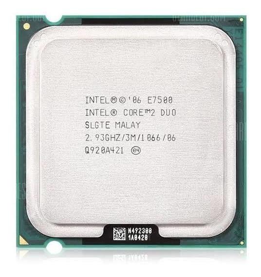 Processador Intel Core 2 Duo 2.93 Ghz/ 3mb Cache