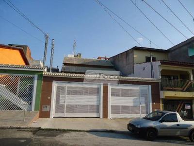 Sobrado Residencial À Venda, Parque Piratininga, Itaquaquecetuba - So0094. - So0094