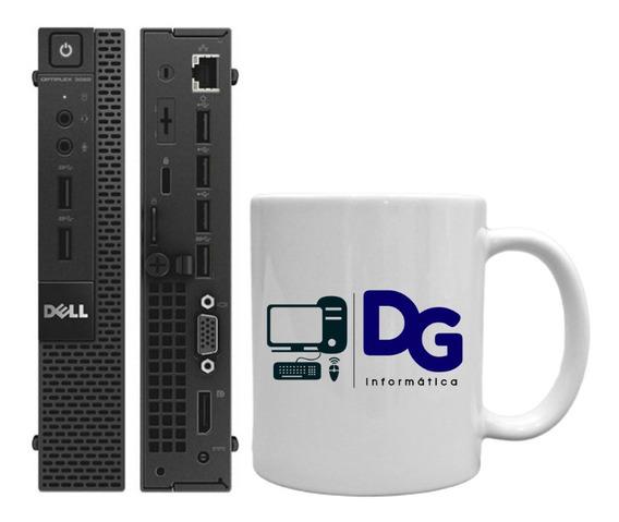 Micro Pc Dell Core I5 Ssd120gb Ram 8gb 12x S/ Juros