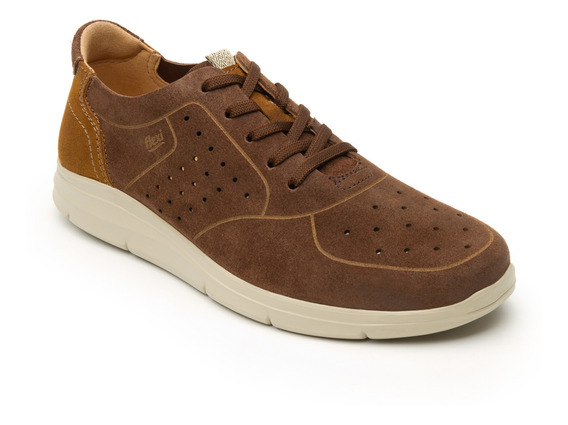 Sneaker Flexi Caballero 47514 Chocolate