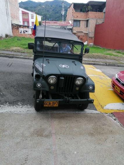 Jeep Willys 1959 4cc