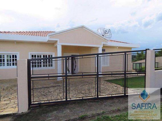 Sobrado De Condomínio Com 7 Dorms, Centro, Igaratá - R$ 850.000,00, 0m² - Codigo: 586 - V586