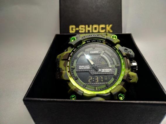 Relógio Casio G-shock Mudmaster Gwg-1000,aventura,sportes.