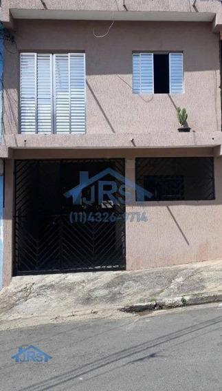 Sobrado Com 2 Dormitórios À Venda, 106 M² Por R$ 202.000 - Parque Viana - Barueri/sp - So0945