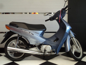Honda C 100 Biz + 2003 Prata Completa
