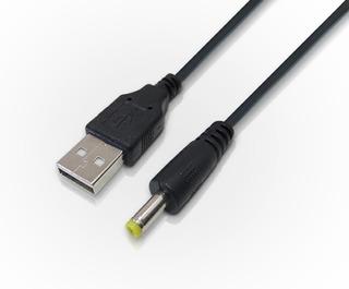 Cable De Alimentación Plug 1.7 Mm A Usb