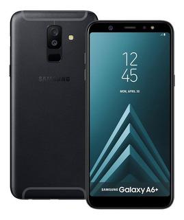 Samsung Galaxy A6 + Plus A605gn/l Ds Negro 32gb Doble Sim 6-