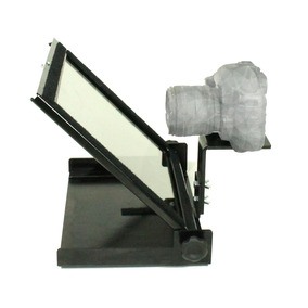 Teleprompter Para Tablets E Telas Planas.