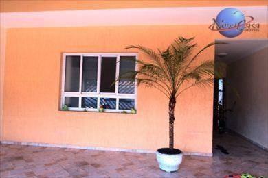 Casa 2 Dormitórios, Boqueirão, Praia Grande - Ca1577