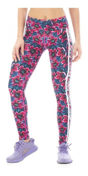 Calzas Deportivas Mujer Touche Sport Lycra Mujer Gym Ls 389