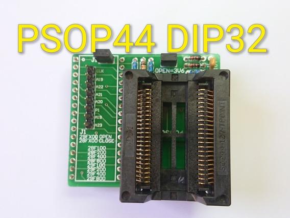 Adaptador Psop44 Dip32 Gq4x Gq4x4 Willem