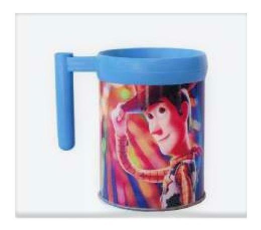 Vasos Para Chicos Toy Story + Unicornio + Autitos + Fortnite