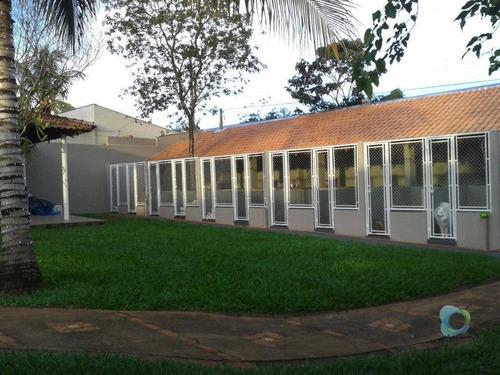Chácara À Venda, 1000 M² Por R$ 850.000,00 - Condomínio Portal Dos Ipês - Ribeirão Preto/sp - Ch0038