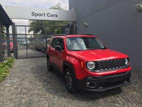 Nuevo Jeep Renegade Sport Plus Automatico 4x2 0k Sport Cars