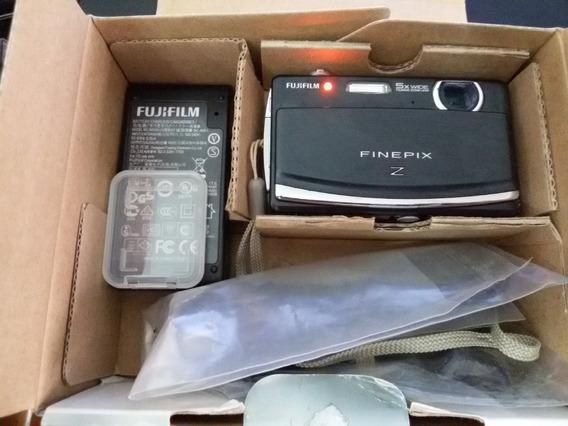 Câmera Fujifilm Finepix Z90 P/ Moto Bicicleta + Brinde