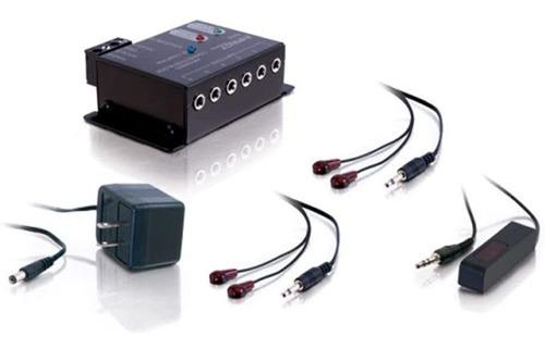 Imagen 1 de 5 de Kit De Repetidor De Control Remoto Infrarrojo (ir) C2g / Cab