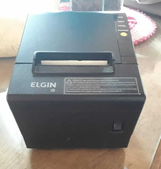 Mini Impressora Elgin I9
