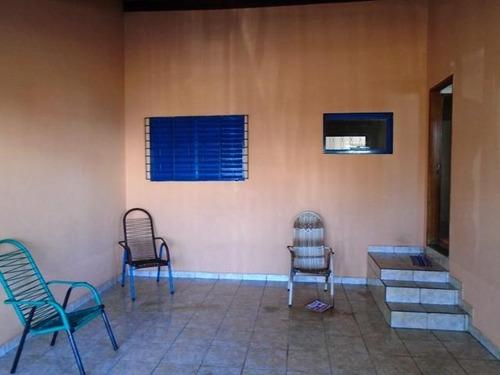 Imagem 1 de 15 de Casa Para Venda Em Araras, Jardim José Ometto Ii, 2 Dormitórios, 1 Banheiro, 2 Vagas - V-101_2-536661