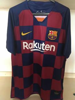 Camisa Barcelona Home 19/20
