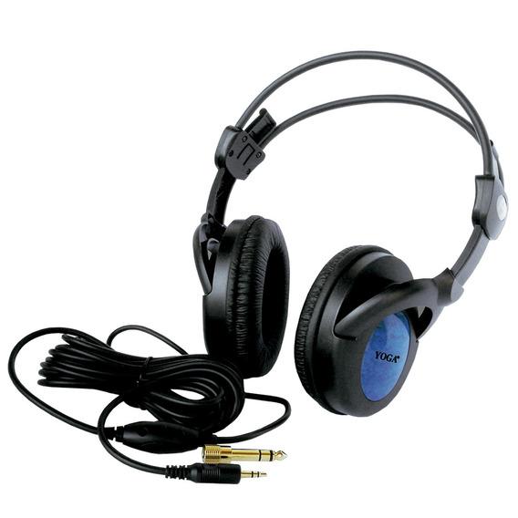 Fone De Ouvido Am 860 Over-ear 18 Hz - 22 Khz 32 Ohms - Yoga