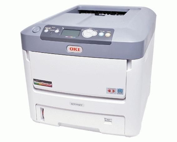 Impressora Oki C711wt Laser