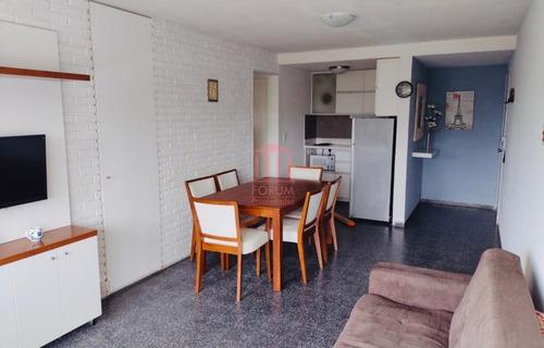 Oportunidad En Venta - Apartamento De Dos Dormitorios Playa Mansa- Ref: 2084