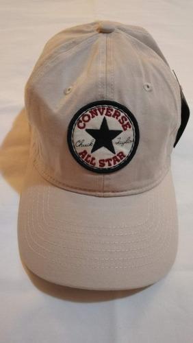 habilidad tierra principal judío  Cap Gorra Converse All Star Modelo Chuck Taylor | Mercado Libre