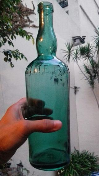 Antigua Botella Aperitivo Pineral Luigi1910
