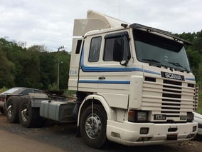 Scania R 113 360 6x2 1996 6 Marchas