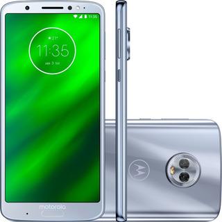 Smartphone Motorola Moto G6 Plus 64gb Octacore2.2ghz Topazio