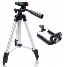 Tripe Profissional Filmadora Camera Celular 1.02m Universal
