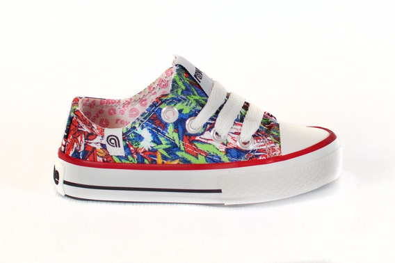 Tenis Rave Tipo All Stars Art 995