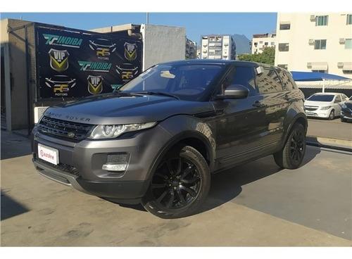 Imagem 1 de 10 de Land Rover Range Rover Evoque 2.0 Pure 4wd 16v Gasolina 4p A