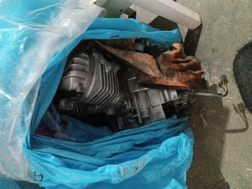 Imagem 1 de 1 de Motor 125 Cc 2008