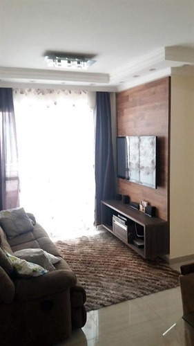 Apartamento Com 2 Dormitórios À Venda, 66 M² - Jardim São Caetano - São Caetano Do Sul/sp - Ap65404