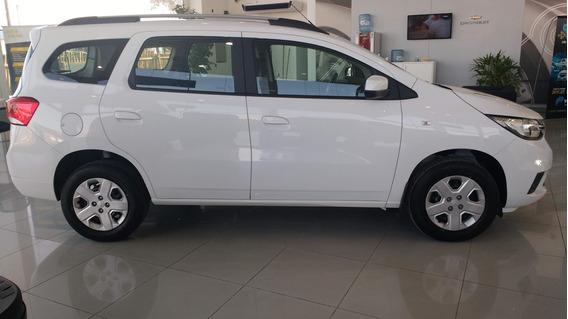 Chevrolet Spin Lt 5 Asientos 2020 Ym