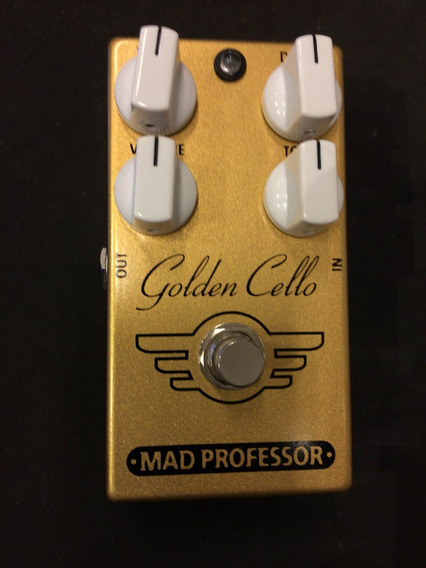 Pedal Mad Professor Golden Cello - Overdrive E Delay