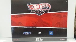 Hot Wheels Colecionável 20 Carros Edição Comemorativa