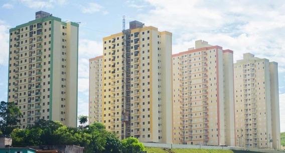 Apartamento Para Venda Em Mauá, Vila Falchi, 2 Dormitórios, 1 Banheiro, 1 Vaga - Mu020