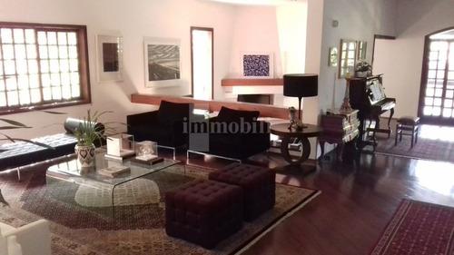 Imagem 1 de 10 de Casa Em Condominio - Fn2648