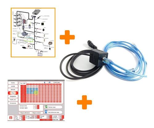 Interface Aeb Scanner Gnc 5ta Multimarca Premium Profesional