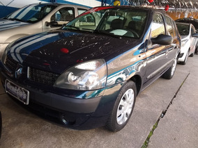 Renault Clio Sedan 1.0 16v Authentique 4p 2004