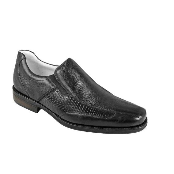 Sapato Social Masculino Side Gore Sandro Moscoloni Reese