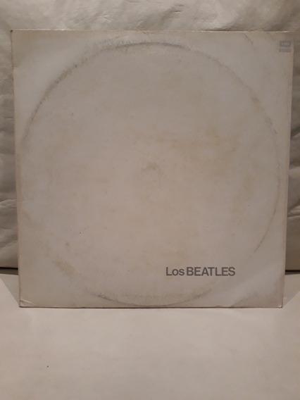 Los The Beatles Album Blanco Doble Vinilo Lp Nacional Exitos